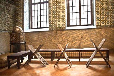 ayasofya muzesi sultan mahmut kutuphanesi 400x266