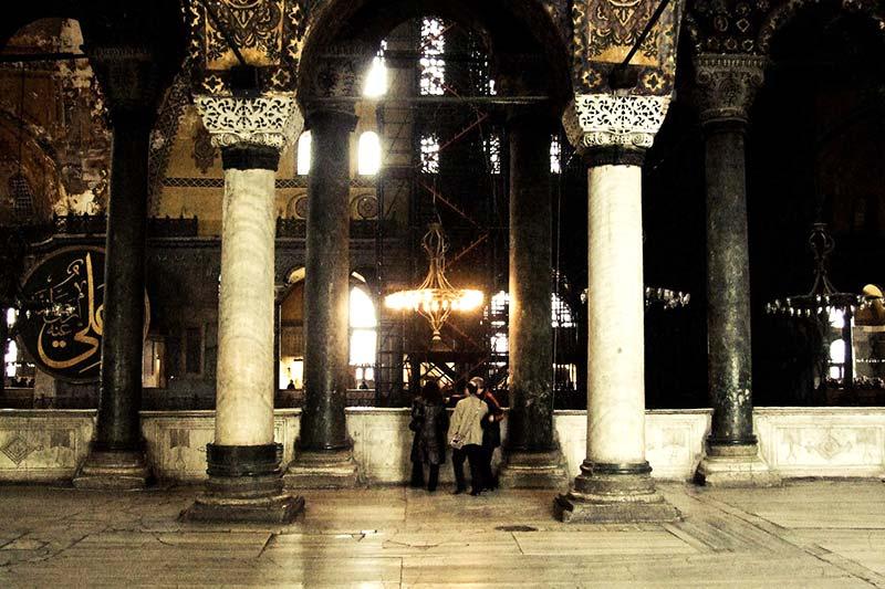 ayasofya muzesi sultanahmet gezilecek yerler