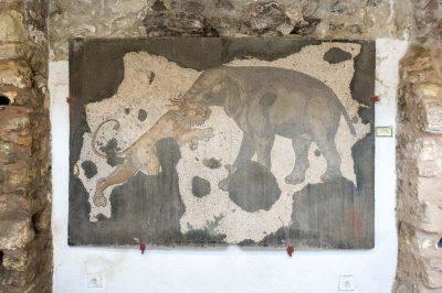 buyuk saray mozaikleri muzesi duvar mozaigi 400x266