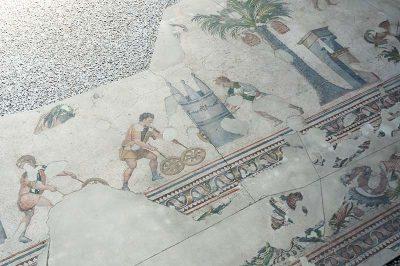 buyuk saray mozaikleri muzesi mozaik eserleri 400x266