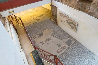 buyuk saray mozaikleri muzesi zemin mozaigi 400x266