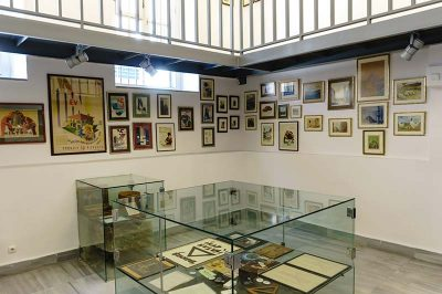 marmara universitesi cumhuriyet muzesi ihap hulusi galerisi 400x266