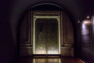 turk islam eserleri muzesi cizre ulu camii kapisi 400x266