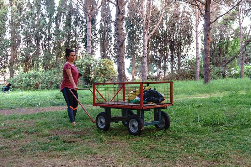 ant kamping tasima araci