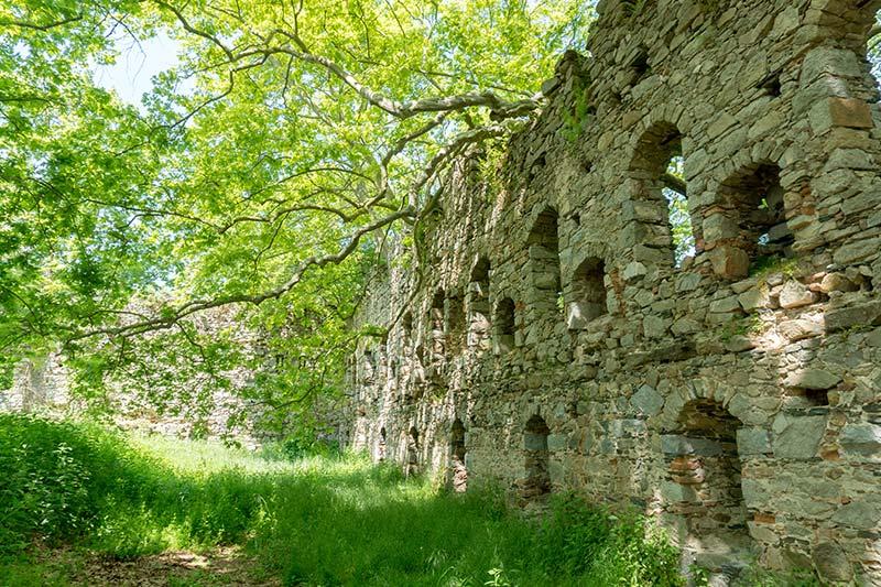 balikesir erdek gezilecek yerler kirazli manastiri