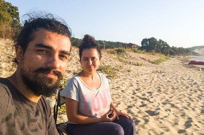erikli danisment orman kampi sahili plaji denizi 400x266