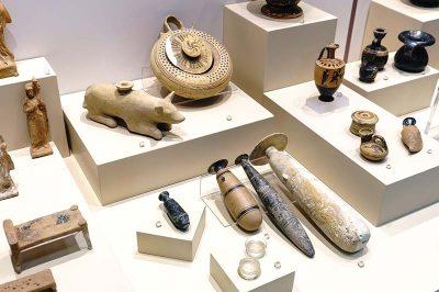 bursa arkeoloji muzesi tarihi eserleri 400x266