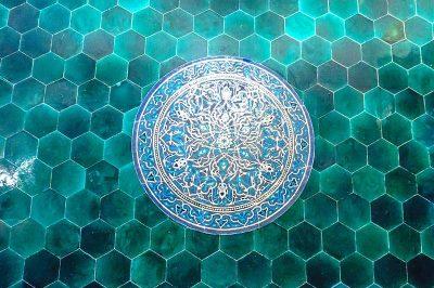 bursa yesil camii susleme motifleri 400x266