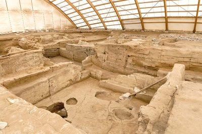 catalhoyuk neolitik kenti gezi notlari 400x266