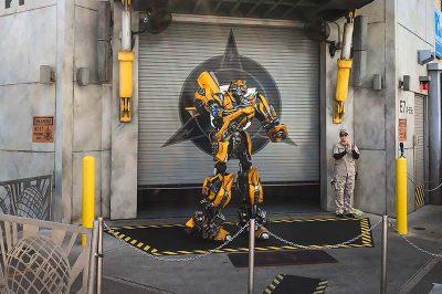 universal studios meet the transformers 400x266
