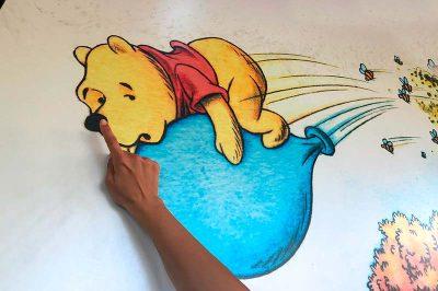 walt disney magic kingdom winnie the pooh 400x266